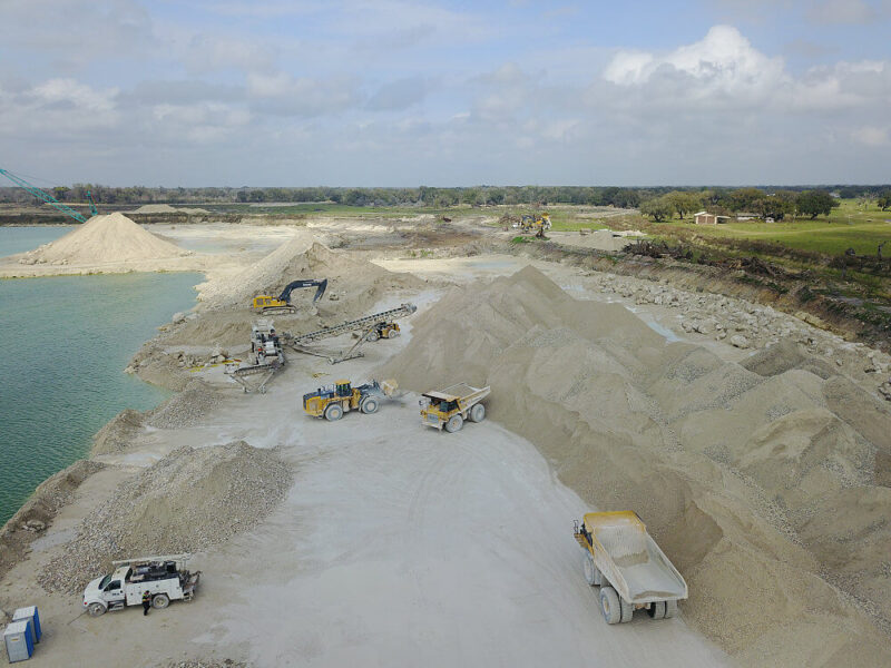 Contracting Mining Services